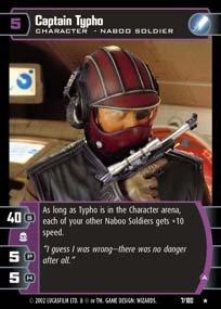 #007 Captain Typho (A) AOTC