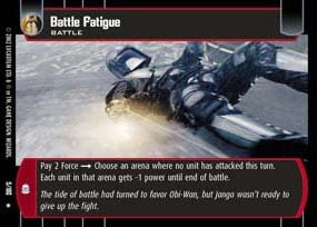 #005 Battle Fatigue AOTC