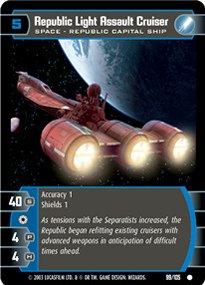 #099 Republic Light Assault Cruiser JG