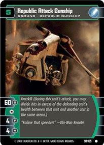 #098 Republic Attack Gunship JG