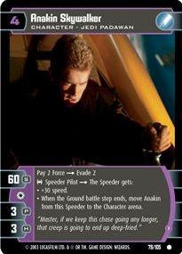 #079 Anakin Skywalker (I) JG