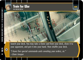 #074 Train for War JG