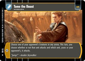#073 Tame the Beast JG