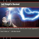 #058 Jedi Knight's Survival JG