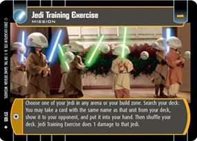 #057 Jedi Training Exercise JG