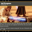 #056 Jedi Arrogance JG