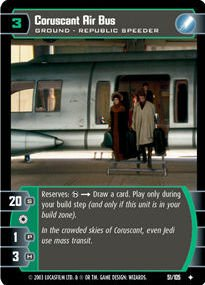 #051 Coruscant Air Bus JG