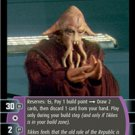 #031 Senator Tikkes (A) Star Wars TCG JG