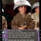 #018 Jedi Youngling Star Wars TCG JG