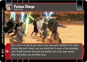 #012 Furious Charge JG