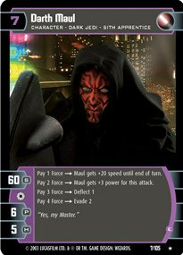 #007 Darth Maul (E) JG
