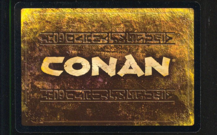 I am a Cimmerian! (C) Conan CCG