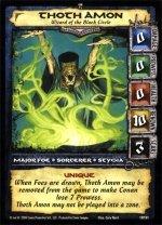 Thoth Amon (R) Conan Collectible Card Game