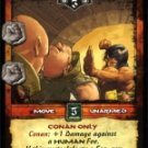 Drive Cartilage into Brain (R) Conan CCG
