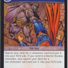 Straight to the Grave FOIL DCL-202 (R) DC Legends VS System TCG