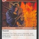 Felix Faust, Dark Bargain FOIL DCL-172 (U) DC Legends VS System TCG