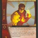 Red Star, Leonid Kovar FOIL DOR-050 (U) DC Origins VS System TCG