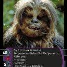 #6 Chewbacca (J) (RotJ rare) Star Wars TCG