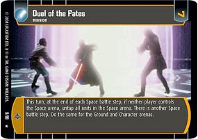 #9 Duel of the Fates (TPM rare)