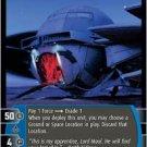 #28 Sith Infiltrator (B) (TPM rare)