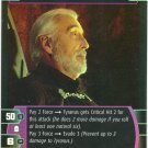 #079 Darth Tyranus (B) FOIL AOTC