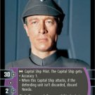 #8 Captain Lorth Needa (A) (ESB rare) Star Wars TCG
