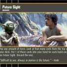 #24 Future Sight (ESB rare) Star Wars TCG