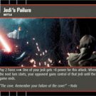 #31 Jedi's Failure (ESB rare) Star Wars TCG