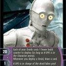 #32 K-3PO (A) (ESB rare) Star Wars TCG