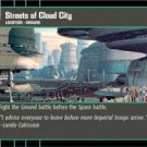 #60 Streets of Cloud City (ESB rare) Star Wars TCG
