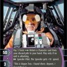 #70 Zev Senesca (A) (ESB rare) Star Wars TCG