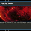 #23 Mustafar System Star Wars TCG (ROTS rare)