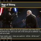 #28 Rage of Victory Star Wars TCG (ROTS rare)