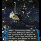 #32 Separatist Fleet Star Wars TCG (ROTS rare)