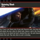 #33 Spinning Slash Star Wars TCG (ROTS rare)