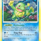 Politoed Lv.49 (Rare Normal) 12/146 Legends Awakened Pokemon TCG