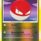 81 Voltorb (C) REVERSE FOIL Stormfront Pokemon TCG