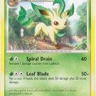 24 Leafon (Rare Normal) Majestic Dawn Pokemon TCG