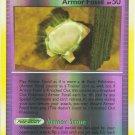 116 Armor Fossil REVERSE FOIL (C) Mysterious Treasures Pokemon TCG