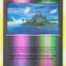 112 Lake Boundary REVERSE FOIL (U) Mysterious Treasures Pokemon TCG