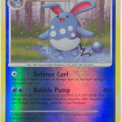 18 Azumarill (R) REVERSE FOIL Diamond and Pearl Pokemon TCG