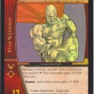 John Henry Irons as Steel, Peerless Engineer (C) FOIL DSM-009 VS System TCG DC Superman Man of Steel