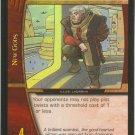 Himon, Enigmatic Researcher (U) FOIL DSM-040 VS System TCG DC Superman Man of Steel