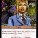 Valerie Cooper, Government Liaison (U) MEV-029 VS System TCG Marvel Evolutions