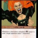 Siryn, Sonic Scream (C) MEV-027 VS System TCG Marvel Evolutions