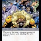 Sewer Rats (C) MEV-127 VS System TCG Marvel Evolutions