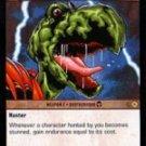 Sauron, Energy Siphon (C) MEV-195 VS System TCG Marvel Evolutions