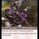 Runaways, Run Away! (U) MEV-228 VS System TCG Marvel Evolutions