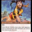 Mariko Yashida as Sunfire, Earth-2109 (C) MEV-144 VS System TCG Marvel Evolutions