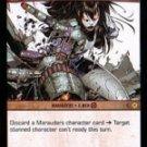 Malice, Omega Sentinel (C) MEV-097 VS System TCG Marvel Evolutions
